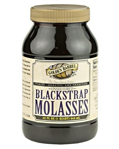 Molases Lapisan Hitam 32 fl oz (946 mL) Botol
