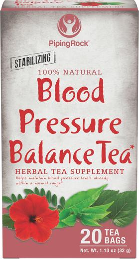 Tisana para a tensão arterial, 20 Saquetas de chá