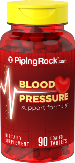 Blood Pressure Formula 90 Tablets