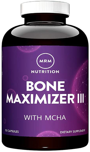 Bone Maximizer III with MCHA, 150 Capsules