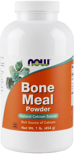 Serbuk Makanan Tulang 1 lb (454 g) Botol