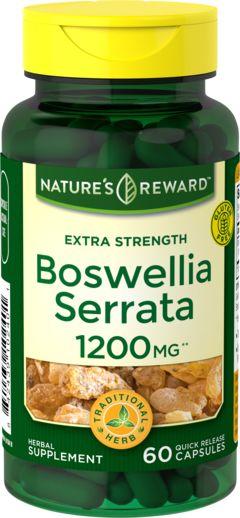 Boswellia Serrata  60 Capsules