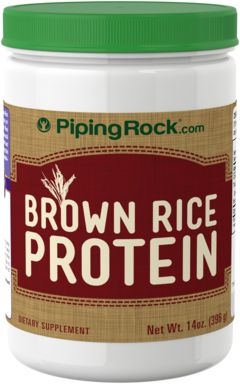 Brown Rice Protein Powder 14 oz (396 g) Bottle