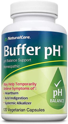 Bufor pH homeopatyczny 120 Kapsułki wegetariańskie