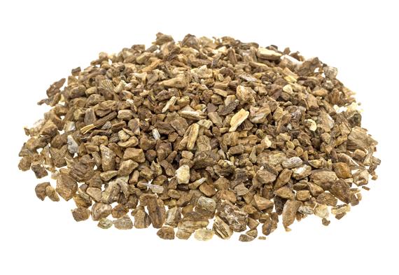 Korzeń łopianu, cięty i przesiewany (Organiczna) 1 lb (454 g) Torebka