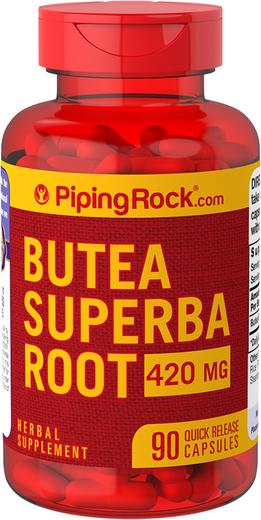 Butea Superba 420 mg 90 Capsules