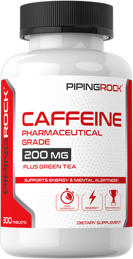 Kofeina z zieloną herbatą 300 Tabletki