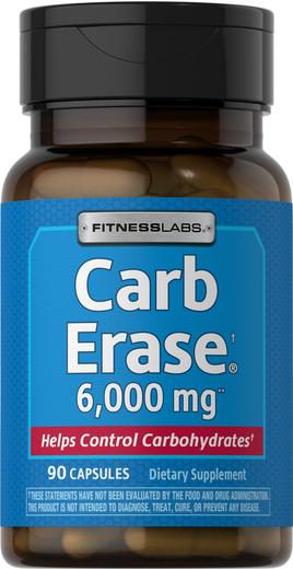 Carb Erase 6000 mg, 90 Caps