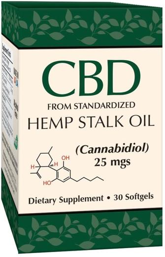Olej CBD 30 Tabletki żelowe