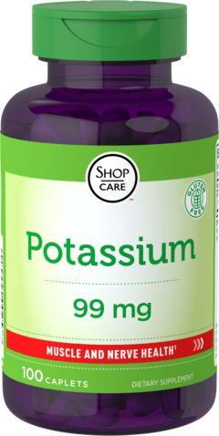 Chelated Potassium (Gluconate)