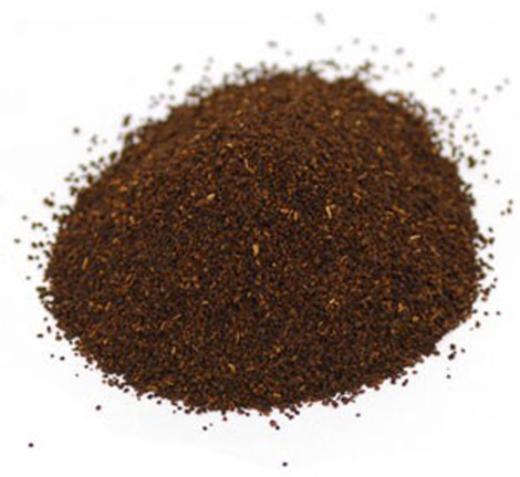 Grânulos tostados de raiz de chicória, 1 lb (454 g) Saco