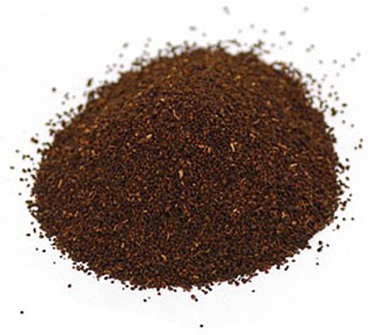Chicory Root Roasted Granules 1 lb Bag