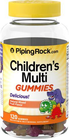 Jeli Multi untuk Kanak-kanak 120 Gula-Gula Lekit
