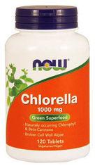 Chlorella, 1000 mg, 120 Comprimidos