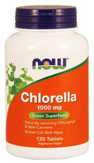 Chlorella Supplement 1000 mg 120 Tablets