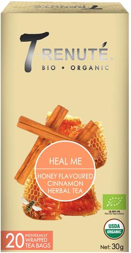 Cynamon Herbaty ziołowe (Organiczna) 20 Torebki do herbaty