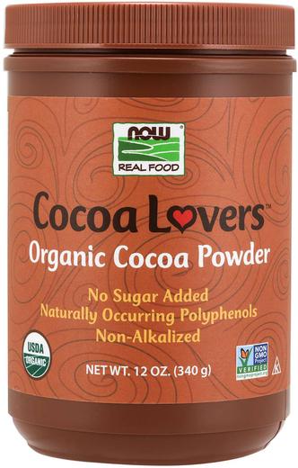 Kakao w proszku 12 oz (340 g) Butelka