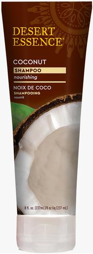 Coconut Shampoo (Nourishing) 8 fl oz