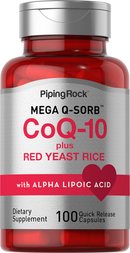 Red Yeast Rice with COQ10
