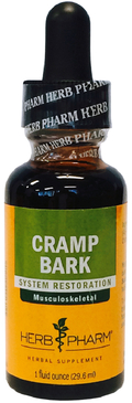 Buy Cramp Bark Liquid Extract 1 fl oz (30 mL) Dropper Bottle
