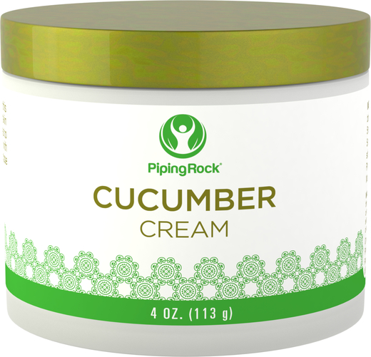 Crushed Cucumber Cleansing Cream 4 oz (113 g) Jar