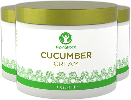 Cucumber Cleansing Cream 3 Jars x 4 oz (113 g)