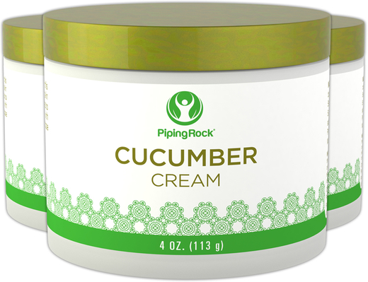 Cucumber Cleansing Cream 3 Jars x 4 oz (113 g)