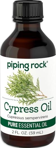 100% Pure Cypress Essential Oil 2 fl oz (59 ml) Bottle