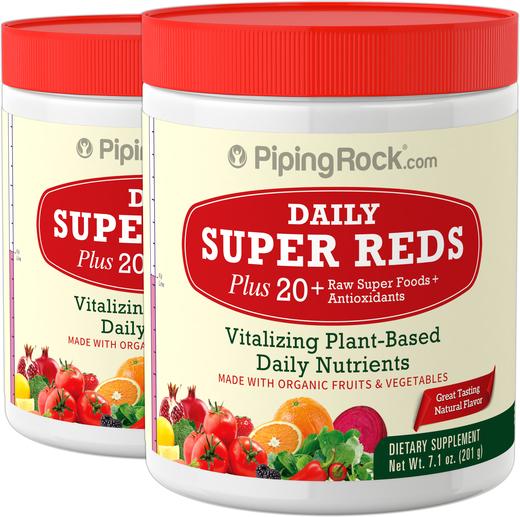 Proszek Super Reds do codziennego stosowania 7.1 oz (201 g) Butelka