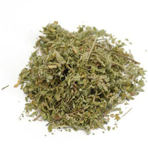 Damiana Leaf Cut & Sifted Wildcrafted  1 lb Bag