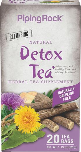Tisana desintoxicante, 20 Saquetas de chá