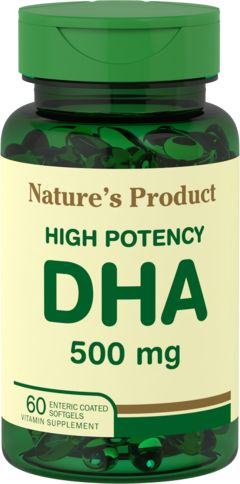 DHA gastroresistente  60 Capsule molli