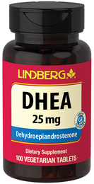 DHEA  100 Tabletki wegetariańskie