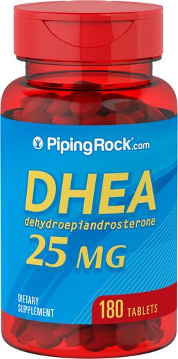 DHEA 25mg 180 Tablets