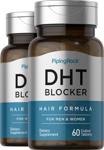DHT Blocker for Men & Women 2 Bottles x 60 Tablets