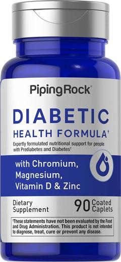 Formuła dla diabetyków 90 Powlekane kapsułki