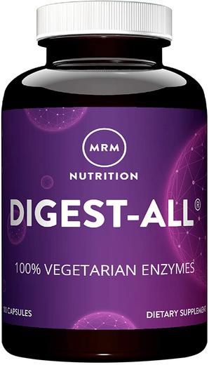 Enzymy dla wegetarian Digest-All 100 Kapsułki