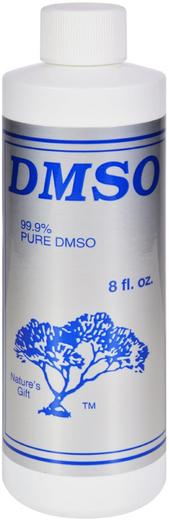 DMSO 99,9% puro, 8 fl oz (237 mL) Frasco
