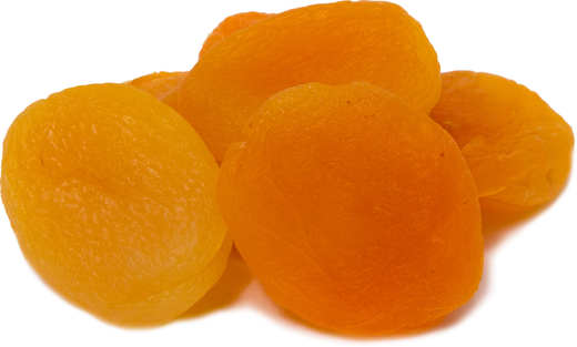 Dried Apricots 2 Bags x 1 lb (454 g)