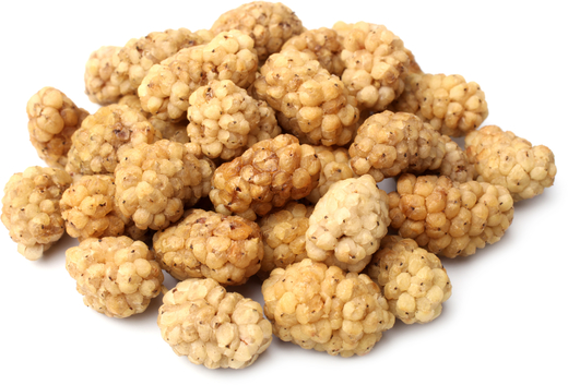 Dried Mulberries 1 lb (454 g) Bag