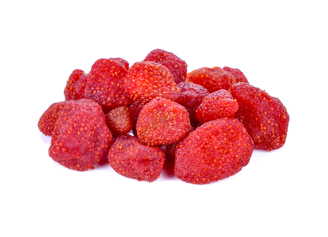 Dried Strawberries 1 lb (454 g) Bag