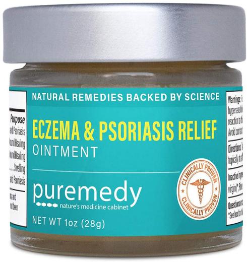 Eczema & Psoriasis Relief Ointment, 1 fl oz (28 g)