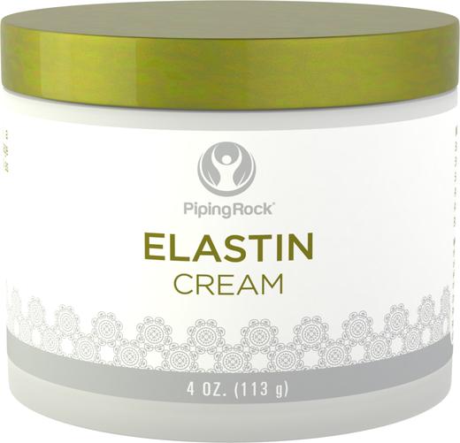Buy Elastin Cream for Skin and Face 4 oz (113 g) Jar