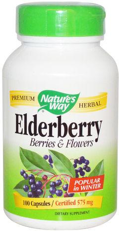 Elderberry 575 mg