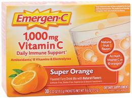 Witamina Emergen-C (Super Orange) 30 Paczki