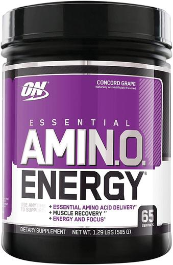 Essential Amino Energy (Concord Grape) 1.29 lbs (585 g) Butelka
