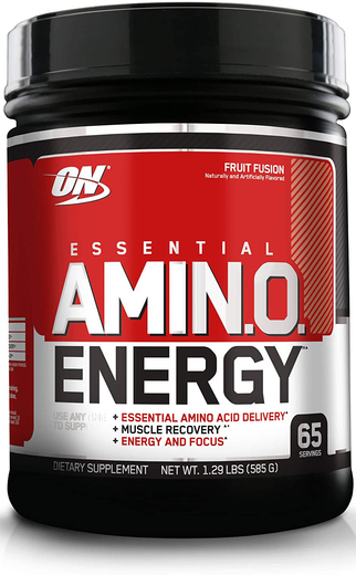 Essential Amino Energy (Fruit Fusion) 1.29 lbs (585 g) Butelka