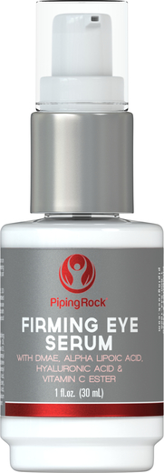Siero rassodante occhi + alfa lipoico + DMAE, esteri di vitamina C 1 fl oz (30 mL) Flacone dosatore