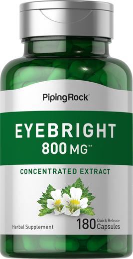 Eyebright 800 mg, 180 Capsules