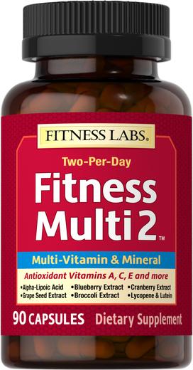 Fitness Multi 2, 90 Caps